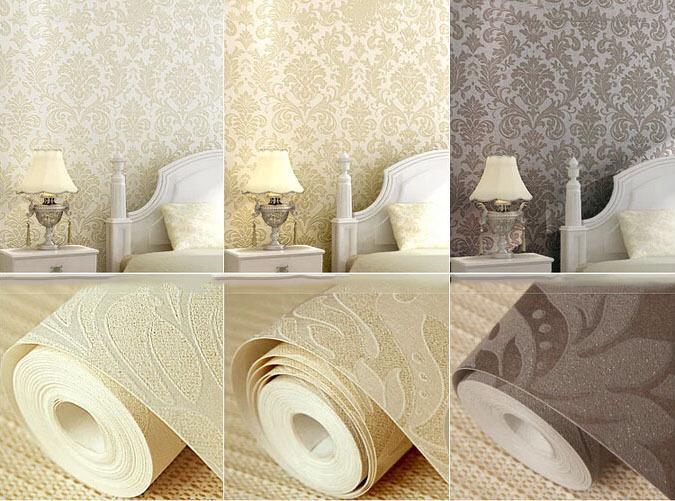 Slaapkamer Woonkamer Tv Achtergrond Muur Papaer 3d Behang Wallpaper
