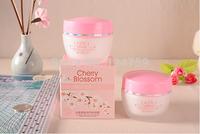 hot sale cherry blossom moisturizing day cream 70g face care whitening moisturizing cream free shipping
