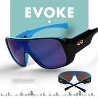 New Fashion EVOKE Colorful Sunglasses Mens Women Gafas Oculos De Sol Outdoor Brand Designer Sport Goggles Free Shipping