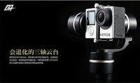 Feiyu FY-G4 3-Axis Handle Gopro Gimbal Steady Camera Mount Gopro Hero4/3