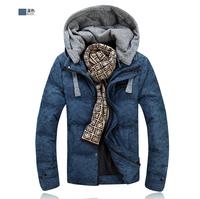 Free shipping new casual fashion big yards down jacket coat cotton padded jacket          160