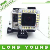 New arrivel gopro accessories   NightShot light   night shooting fill light   night shoot for gopro hero3/3+  hero4 camera