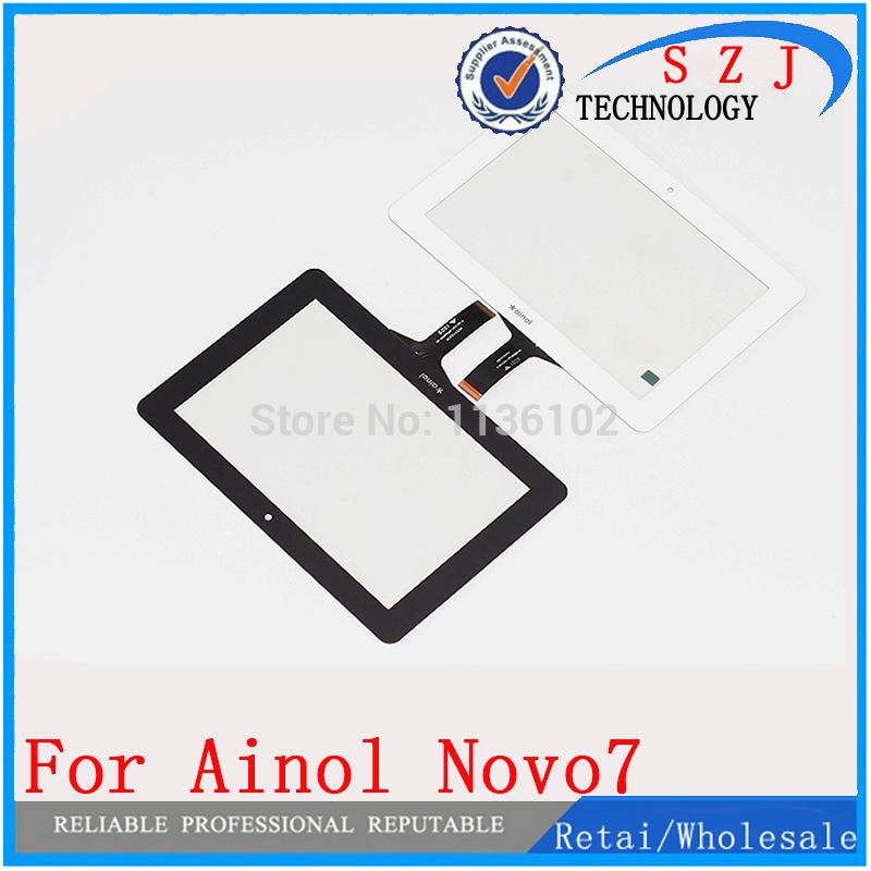 Original new 7'' inch Ainol Novo7 Novo 7 VENUS LCD touch screen panel tablet pc screen digitizer Free shipping(China (Mainland))