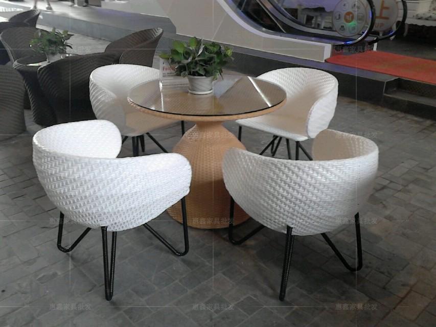 Achetez en gros meubles en osier de luxe en ligne des for Set de table en osier