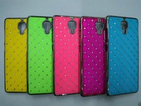 New arrival bling rhinestone diamond case for xiaomi mi4 phone bag covers,free shipping