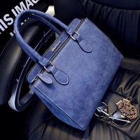 Elegant Fashion famous brand women's handbag Messenger and shoulder bag simple leather design free shipping