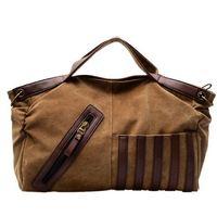 New Fashion 2015 women's travel duffle Vintage handbag Shoulder and Messenger bag beautiful design