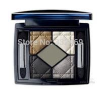 2015 Hot Professional makeup brand fashion Addict faint 5colors colored eyeshadow Palette 6g Makeup Makeup KiT 1pcs/lot