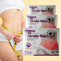 Model Favorite MYMI Wonder Patch Belly Slimming Products To Lose Weight And Burn Fat Abdomen Slimming Creams 1 Box = 5 Pieces