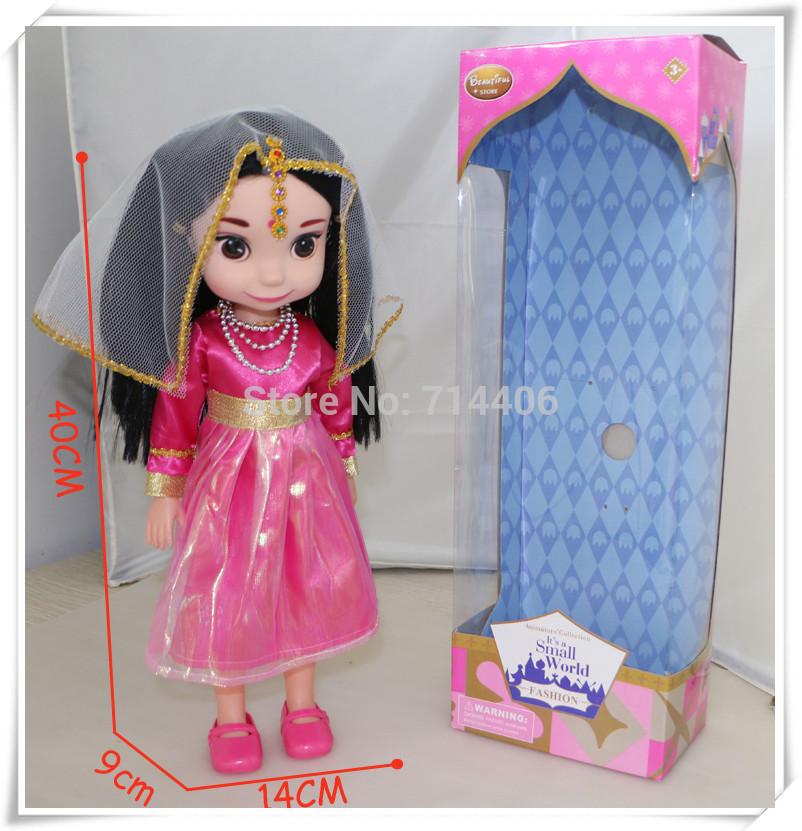 Аниме подарок не кукла