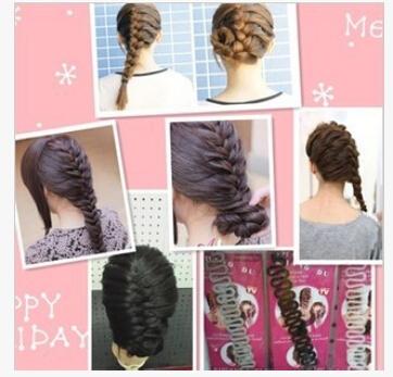 Free shipping hair accessary for women / Handmade fashion scoll