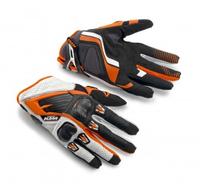 2014ktm racing gloves bicycle gloves genuine leather carbon fiber gloves drop resistance gloves