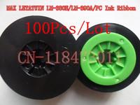 Free shipping Tube Printer Max LETATWIN Ink Ribbon LM-IR300B (compatible) Heat Shrink Tubing id printer LM-380E, LM-390A