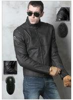 New design motorcycle slim fit leisure jacket, racing jacket ,stylish rider jacket with 5 pcs protector uglyBROS Rocke rz2