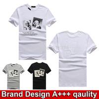 Hot selling Marilyn Monroe men's shirts t shirt men brand summer clothing top tees mens t shirts fashion 2014 mens clothes tee