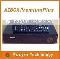 azbox premium plus Azbox Premium HD plus satellite receiver internet sharing cccam