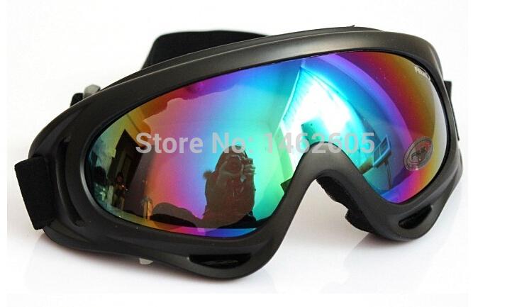 X400 ski glasses&cycling goggles, PC, 100%UVA/UVB protection, ANSI Z87.1 strandard,Orange(China (Mainland))
