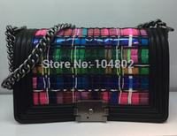 Branded Top Quality Weave LeBoy Bag Italy Leather Women CC Le Boy Shoulder Bag Wholesale Best 1:1 Top Grade Designer Handbag