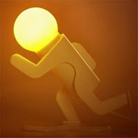 Running Boy LED Energy Saving Night Light Nightlight