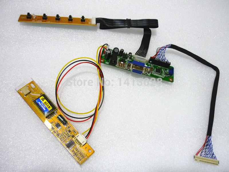 Схема инвертора lcd tl5001