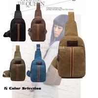 women messenger bags canvas zipper Female Casual one shoulder bag Vintage handbag 2015 new design cross body small staff/ 5514