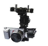Ipower 3 Axis Brushless Gimbal w/32bit Alexmos Controller RTF Sony NEX5/7 bmpcc