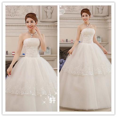 Lace wedding dress princess wedding dresses fashionable cheap wedding