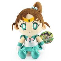 "New 2014 Anime Sailor Moon Stuffed Plush Doll Sailor Jupiter Kino Makoto Plush Doll With Tag For Kids 12""30cm Free Shipping"