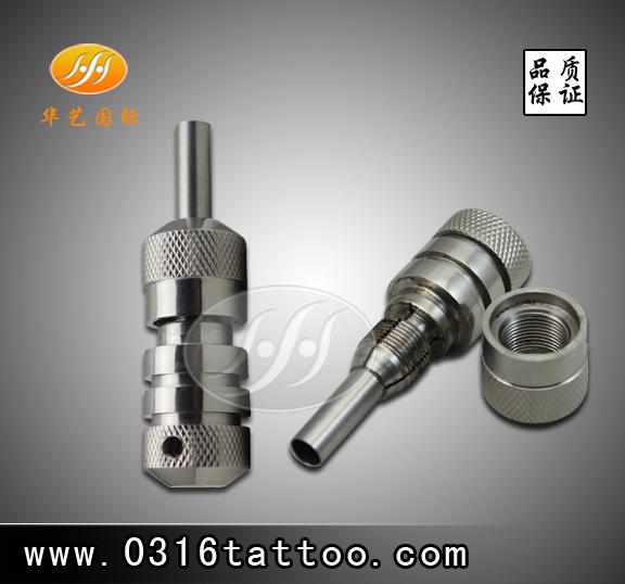 International Tattoo 22mm stainless steel self-locking handle commonly used supplies tattoo tattoo machine parts(China (Mainland))