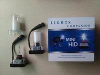 High Quality 35W Hid Xenon Lamp Single beam lighting 9006 hid xenon light  bulb All In One Xenon Headlamp