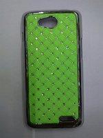New arrival bling rhinestone diamond case for  LG Optimus L90 D415 phone bag covers,free shipping