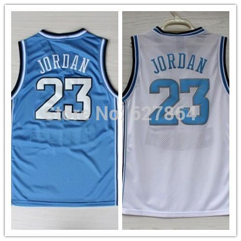 Buy Fans Blue White Michael Jordan North Carolina Jersey NCAA