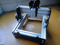 500mw Large Area Mini DIY Laser Engraving Engraver Machine Laser Printer Marking Machine
