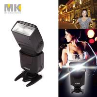 DBK DF-400 new Speedlight Speedlite Flash light For Canon EOS Nikon Pentax Fuji film DSLR camera 60D 70D 6D D9