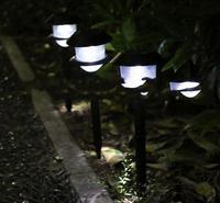 Solar Light LED Solar Garden Light Yard Light LED Solar Lawn Light Free Shipping
