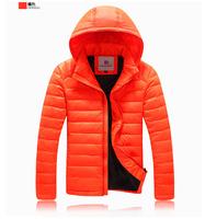 2014 New Fashion Men Winter Jacket Keep Warm Mens Casual Jackets Down Coat Cotton-Padd Outdoors Men's Winter Jacket  170