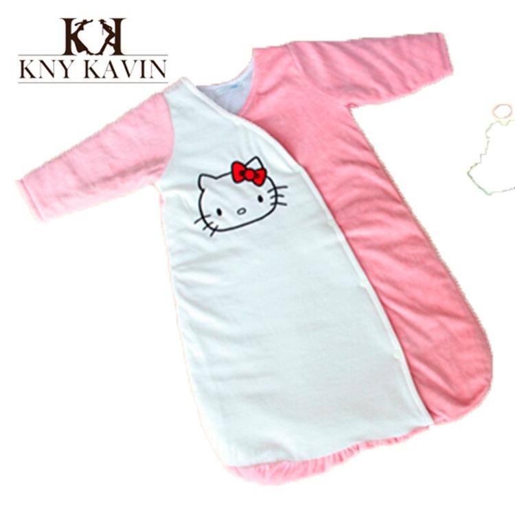 2015 мода теплый привет котенок детское одеяло и пеленание ...