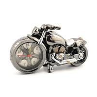 Cheap price Children Room Decoration Cool Motorcycle Alarm Clock Kids Present Creative Clocks