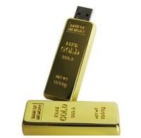 2015 New 256GB USB Flash Drive Pendrive limited edition Gold Bar USB 2.0 Flash Memory Drive Stick Hot Sales
