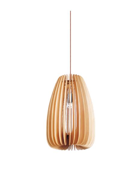 Ems free ship e27 pendant lamp light wooden paper chestnut pendant lighting fixtures for home - Paper lighting fixtures ...