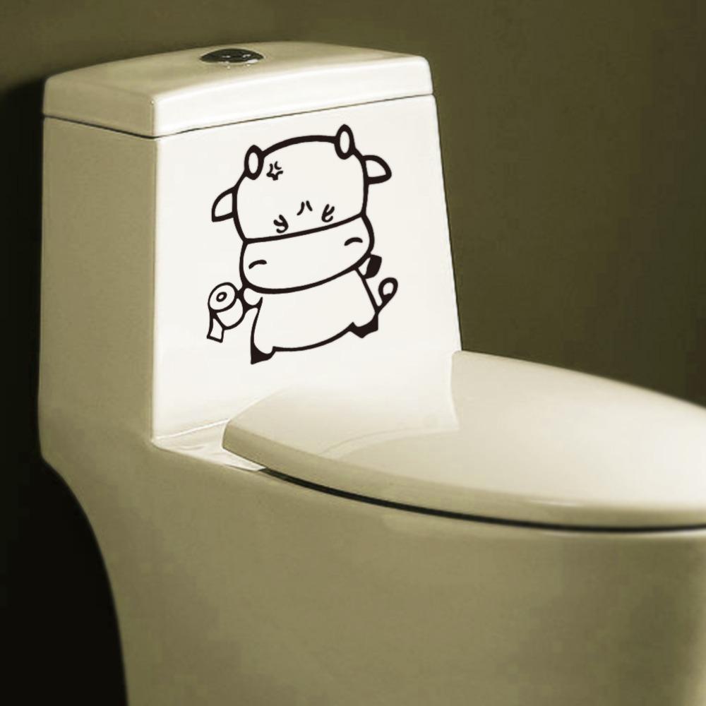 Online kopen wholesale grappig koeien uit china grappig koeien groothandel - Facing muur voor badkamer ...