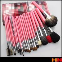 26pcs Makeup Brushes Sets Professional Make-up Tools Kit Soft  Hair Brand Pro Cosmetic Makeup Brushes Set with Bag Case New