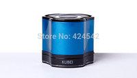 Hot!!! Original Classic KUBEI 290 Mini Portable Bluetooth Speaker FM/ TF/ MIC/USB-Subwoofer Speaker for iPhone iPad Samsung HTC