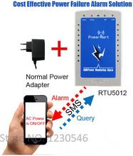 KingPigeon GSM 850/900/1800/1900Mhz Mobile Phone power alarme house gateway GSM power monitoring alarm,home security(RTU5012)