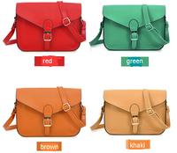 2015 new retro styling package PU leather shoulder bag Messenger Handbag Wholesale