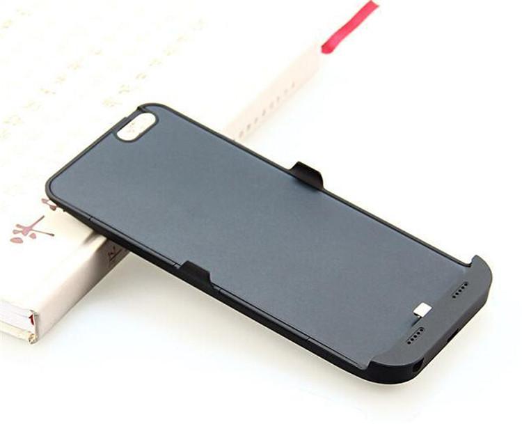 1pc cell phones power Case 4200mah Power Bank Rechargeable External Battery carregador de bateria portatil for iPhone6 plus(China (Mainland))