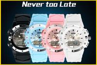 SKMEI Original 0821Sports Watches Men Women 30M Waterproof Quartz Fashion Watch Multifunctional Wristwatches