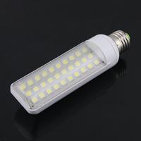 6W E27 30-LED Super Energy Saving Light Bulb Lamp Pure White