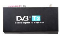 DVB-T2 CAR DIGITAL TV RECEIVER (HD/SD) ,dvb-t receiver HDMI Car TV tuner Support MPEG-1 / -2 / -4, H.264 decoder, fast shipping