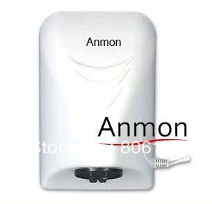 hand dryer machine fully-automatic sensor hand dryer automatic hand dryer hand-drying device spring(China (Mainland))